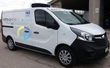 Furgone Coibentato 27 Quintali – Opel Vivaro