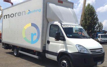 Camion 60 quintali con sponda – Iveco Daily