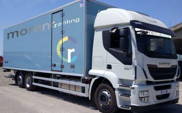 Camion Frigo 260 Quintali con sponda – Iveco Stralis