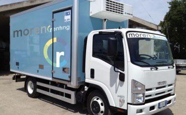 Camion Frigo 60 Quintali – Isuzu