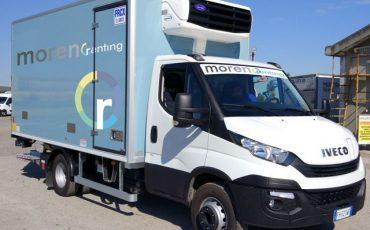 Camion Frigo 60 Quintali con sponda – Iveco Daily