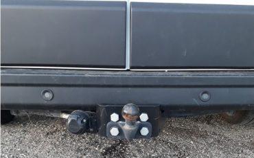 Furgone di Serie 35 quintali con Gancio di Traino – Opel Movano
