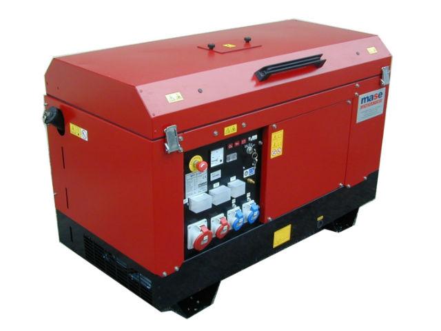 Generatore di Corrente 32 Kw 380 V MASE MPF44 BA