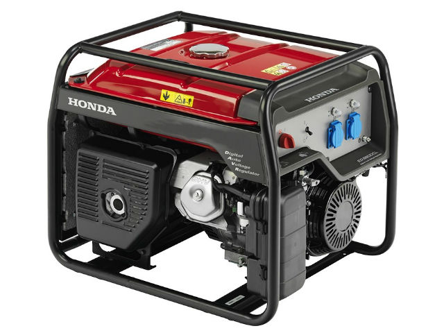 Generatore di Corrente 5,2 Kw 380 V HONDA ECT6500