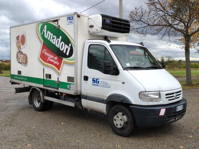 Camion Frigo RENAULT MASCOTTE in c/vendita