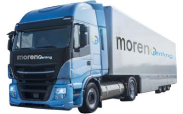 Semirimorchi a noleggio Moreno Renting